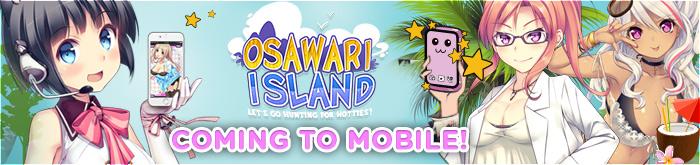 Osawari Island Mobile