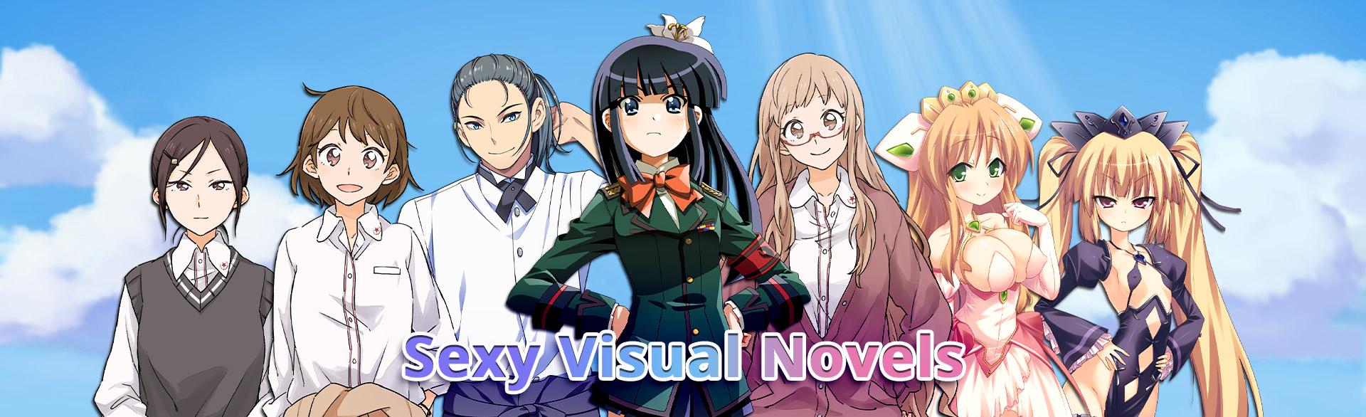 Sexy Visual Novel Hentai Games