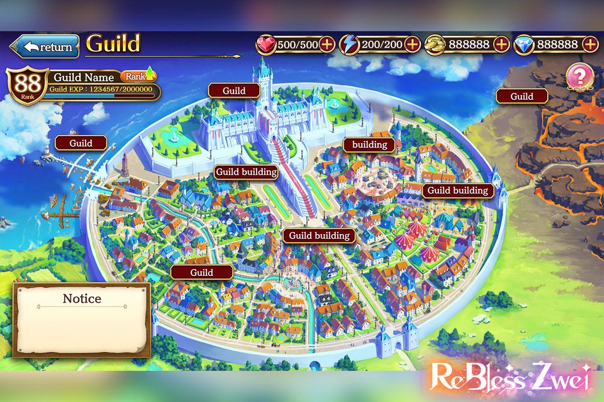 ReBless Zwei R hentai game