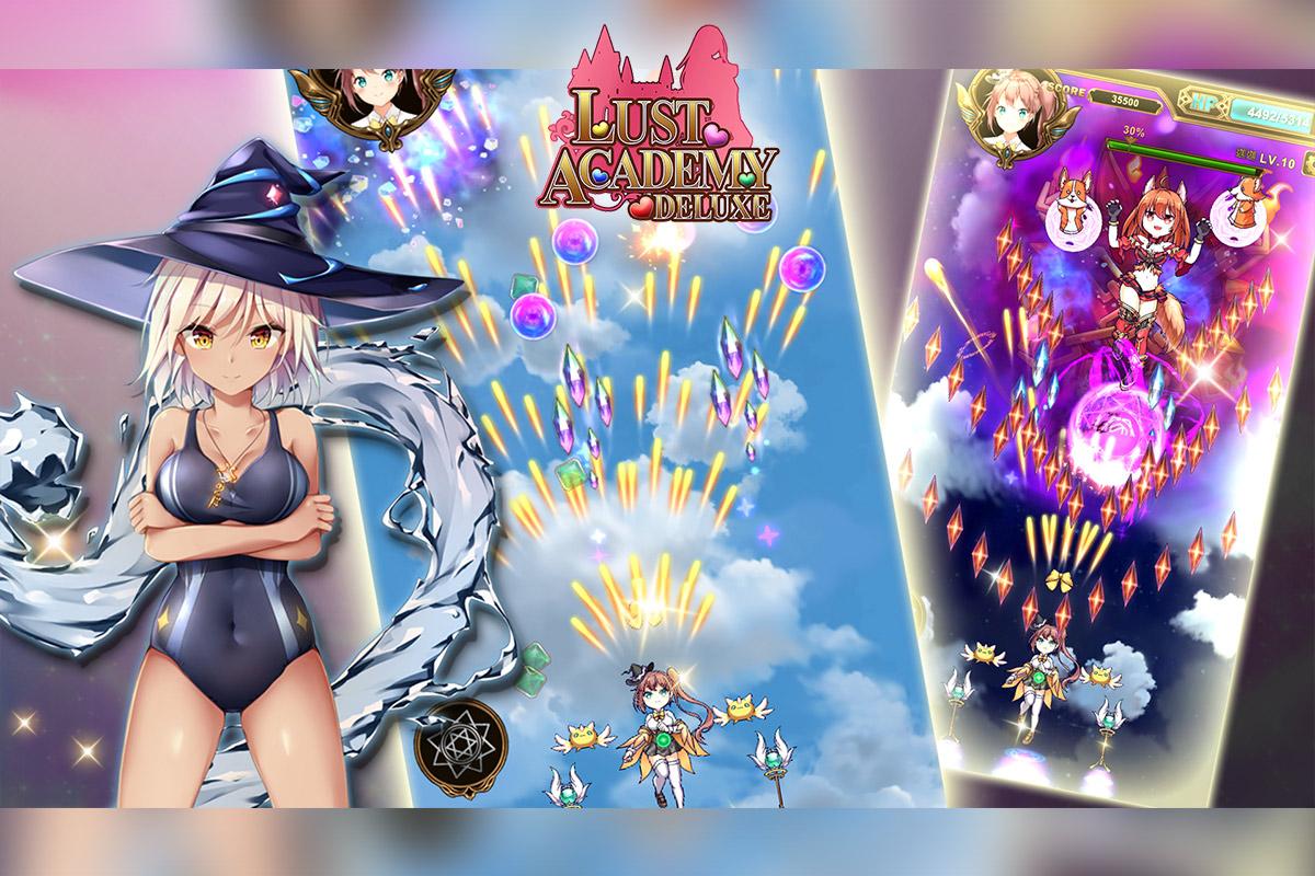 Lust Academy hentai game